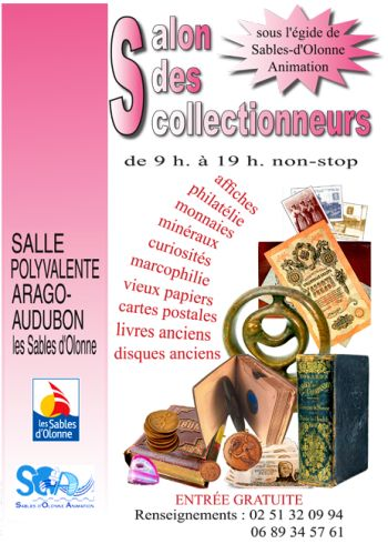Affiche Salon Collect